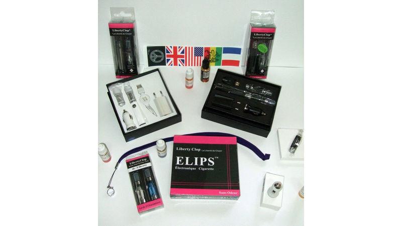 Coffret de cigarette électronique + accessoires
