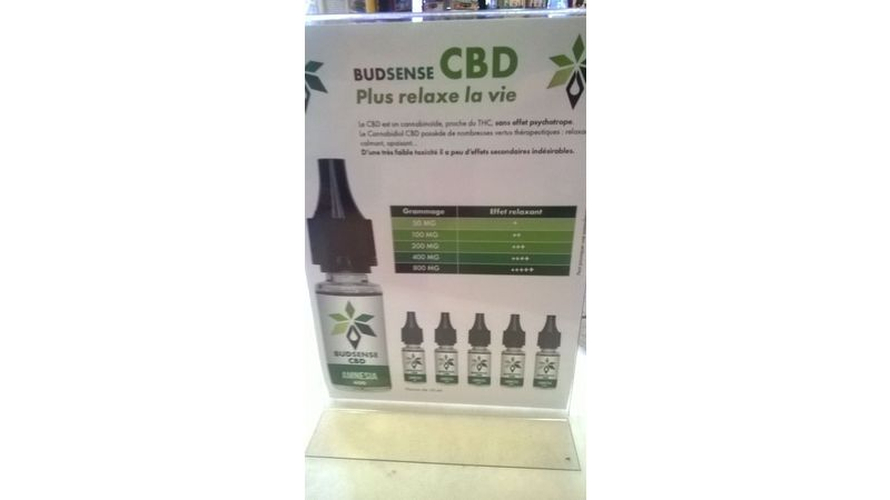 E-liquide CBD